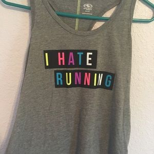 Athletic Tank Top Size Small